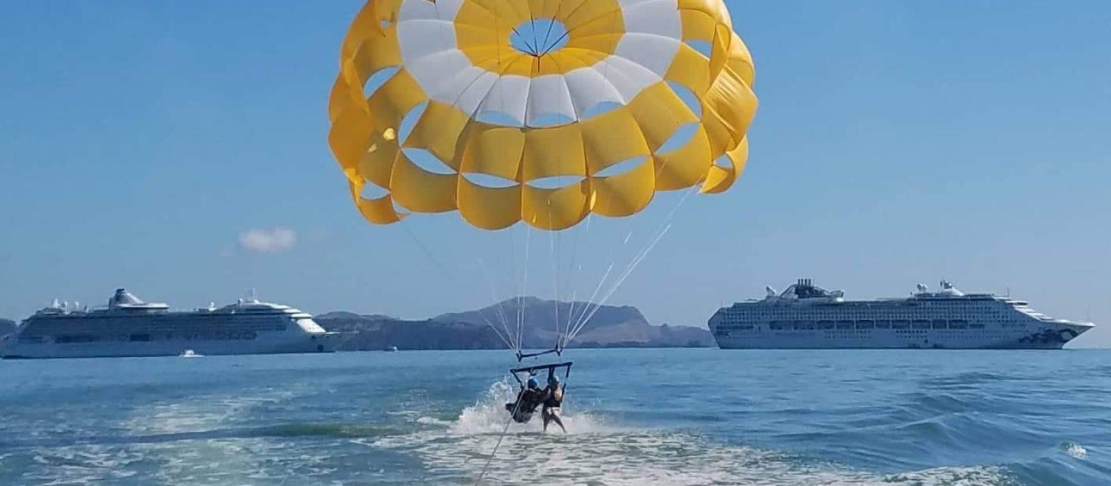 Cruise Ship Passengers - Slide